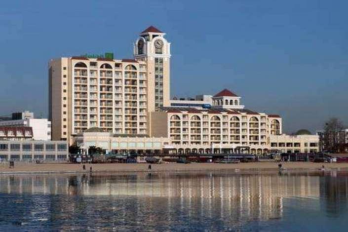 秦皇岛海景酒店(原海景假日酒店)